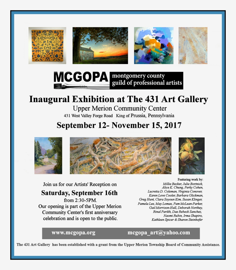 MCGOPA_Inagural_Exhibition_431_Art_Gallery_Flyer